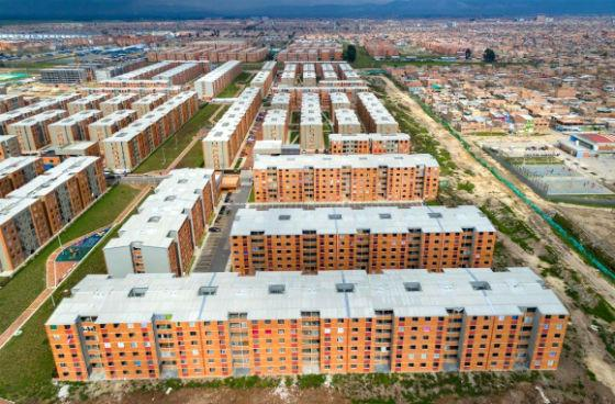 Proyectos de vivienda en Bogotá mi casa Ya y semilleros de propietarios