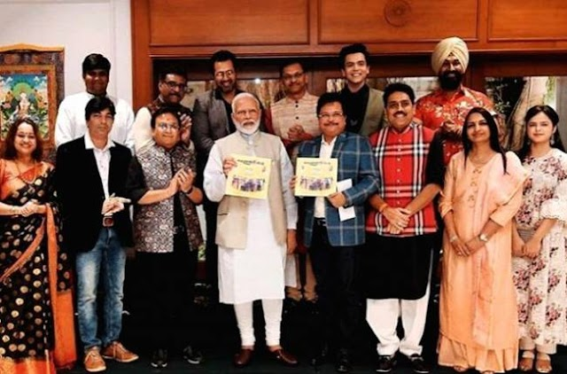 Taarak Mehta Ka Ooltah Chashmah Cast Cherishes Time Spent with PM Narendra Modi