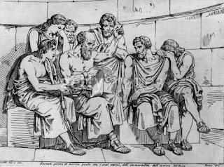 Resultado de imagen para filosofos dialogando