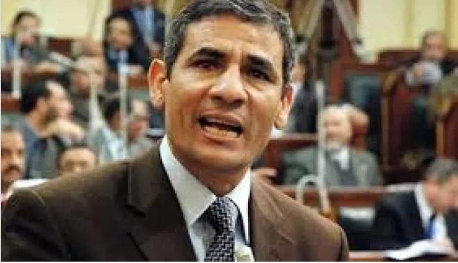 مصير النائب محمد عبد العليم بعد طرده وإحالته إلى هيئة مكتب النواب / الأهرام نيوز