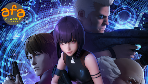 Ghost In The Shell Sac 2045 Season 1 2020 Afa Animation For Adults Animation News Reviews Articles Podcasts And More
