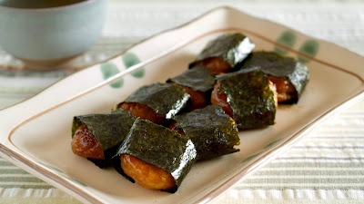 Daikon Mochi (Japanese-style Chinese Turnip Cake 日式萝卜糕)