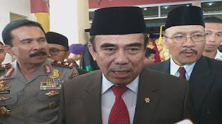 Menteri Agama : Ucapkan Selamat Natak Tidak Ganggu Akidah