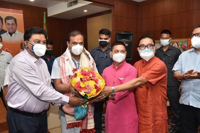 Assam minister List 2021