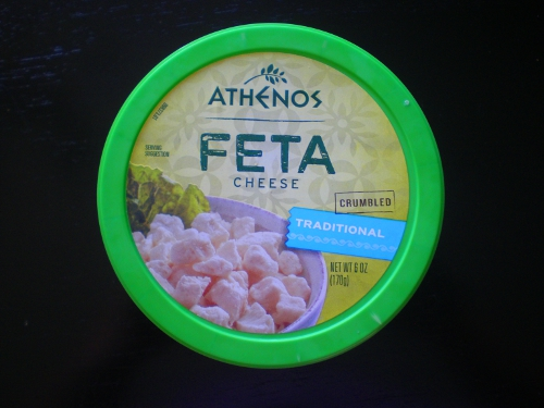 The Crooks in the Lot: Product Review: Athenos Feta Cheese