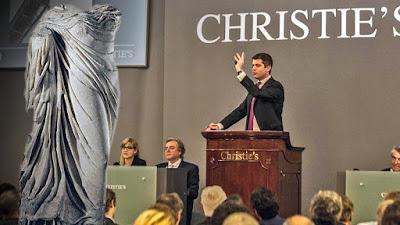 Ο οίκος Christie's απέσυρε την Αφροδίτη