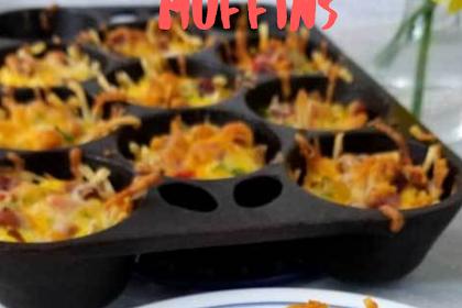 Denver Omelet Muffins