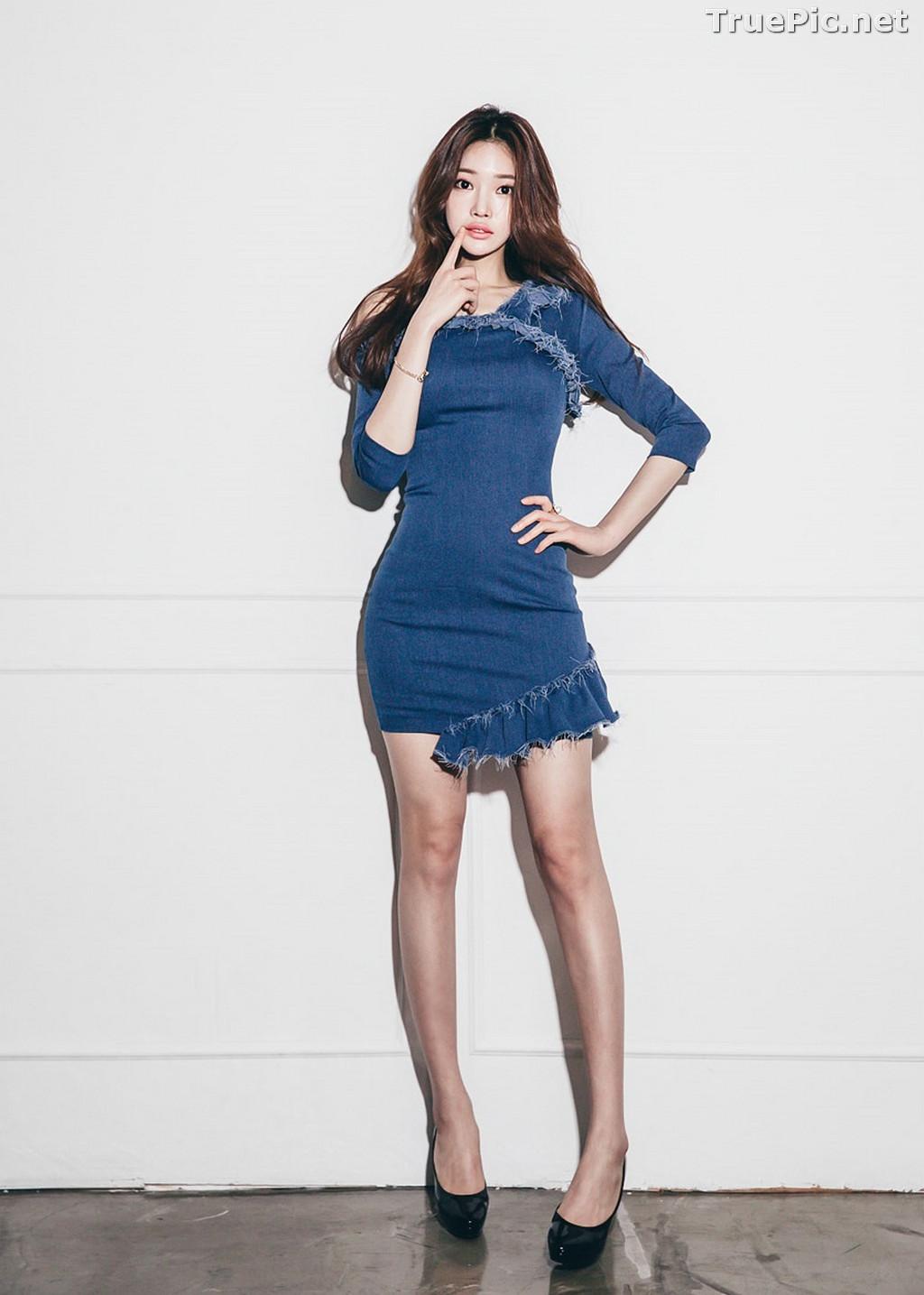 Image Korean Beautiful Model – Park Jung Yoon – Fashion Photography #10 - TruePic.net - Picture-3