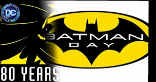 BATMAN DAY Oficial 80 YEARS