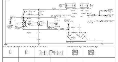 wiring diagram mazda 3 2004 2010 mazda 3 headlight wiring diagram wiring diagram data  2010 mazda 3 headlight wiring diagram