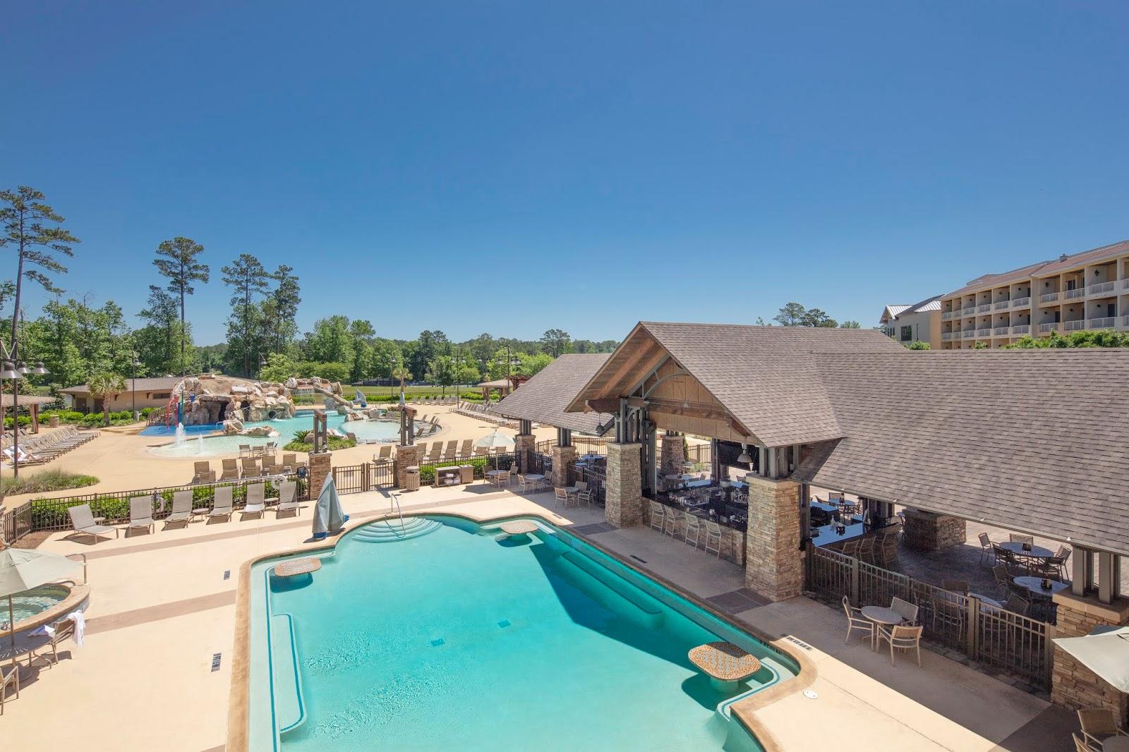 Auburn/Opelika Marriott Resort & Spa at Grand National in Opelika, Alabama