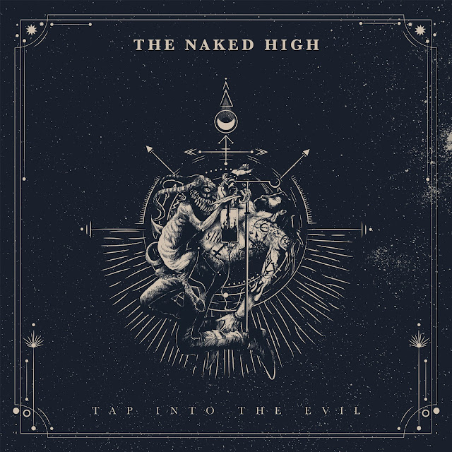 Track By Tracks: The Naked High - Tap Into The Evil (2020)
