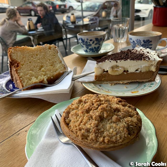 Cakes at Beatrix