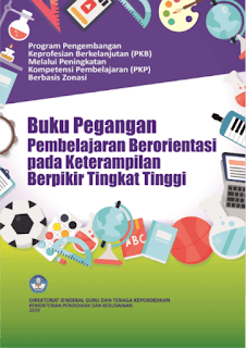 Buku Pembelajaran HOTS Terbaru Untuk PKP Tahun 2019