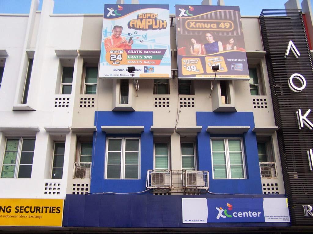 Xl Center Jl Margonda Raya Depok Informasi Depok