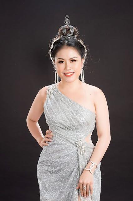 """Hoa hậu Nguyễn Thị Thu Thảo buôn lậu mỹ phẩm cực lớn vừa bị """"tóm"""" sống"""