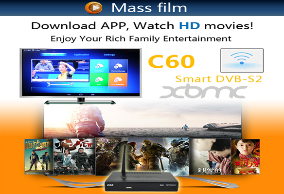 Vigica Smart Android TV Box XBMC-Cherry: The market of smart tv box