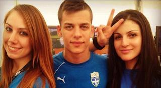 Εφυγε από τη Ζωή Ο 24χρονος πρωταθλητής του Καράτε Γιώργος Κωστούρος