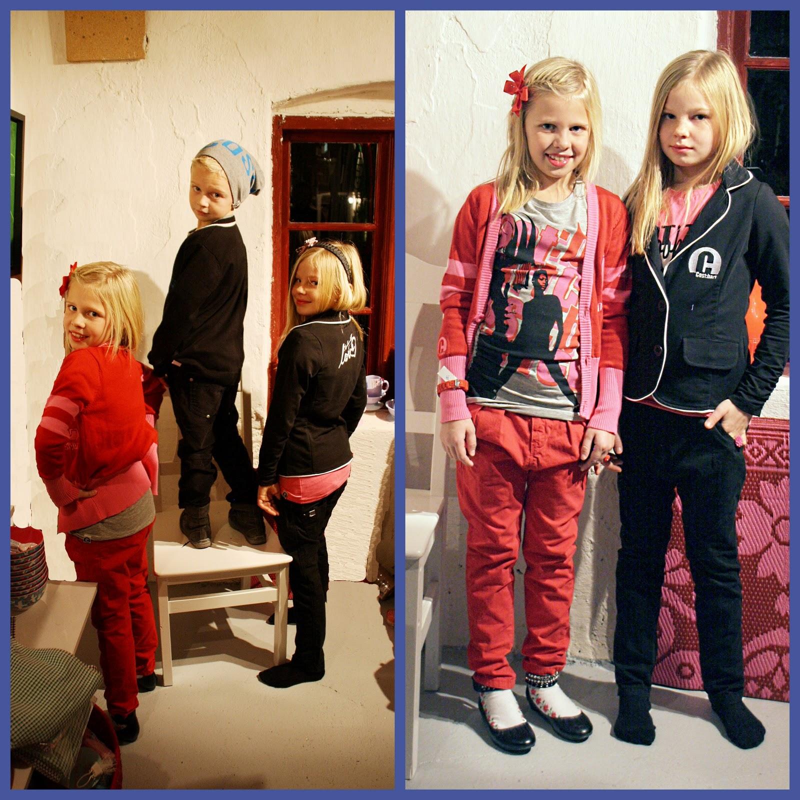 bcae7c69 Kul gutt i cord-bukse fra MiniATure, cardigan fra Kulör, bestefarstrøye fra  Wheat og lue fra Costbart.