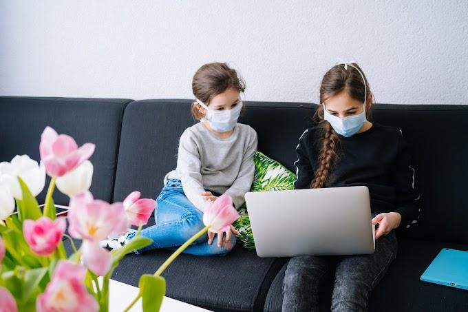 Belajar dan Berolahraga Anak Selama Social Distancing di Tengah Wabah Virus Corona