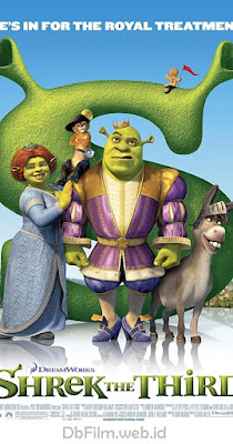 Sinopsis film Shrek the Third (2007)