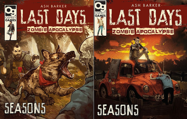 Last Days: Zombie Apocalypse 'Seasons""