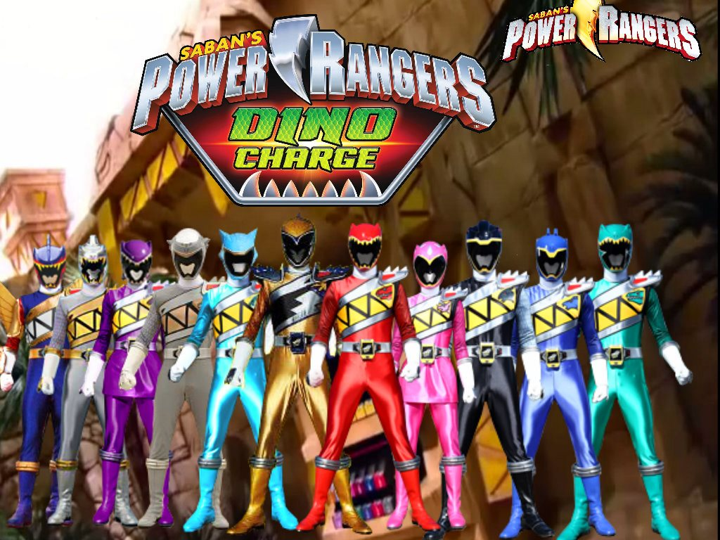 She's Fantastic: Power Rangers Dino Charge PINK RANGER!