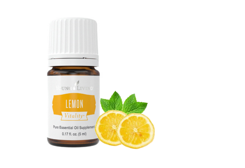 Essential Oil Lemon Young Living