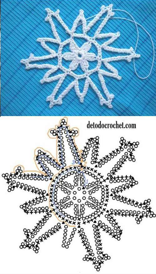 como-tejer-copos-nieve-crochet