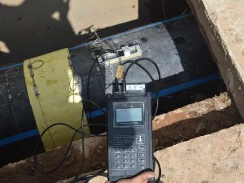 Cara Instalasi dan Pengoprasian Flowmeter Ultrasonic