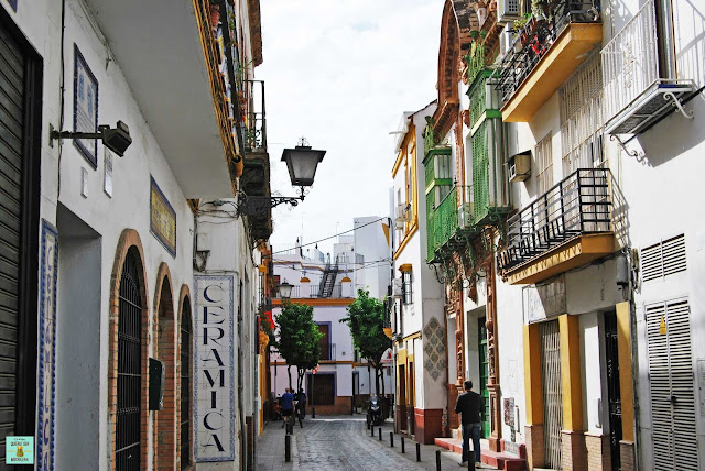 Barrio de Triana, Sevilla