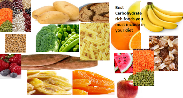 Best Carbohydrate rich foods you must include in your diet - Pocket News Alert
