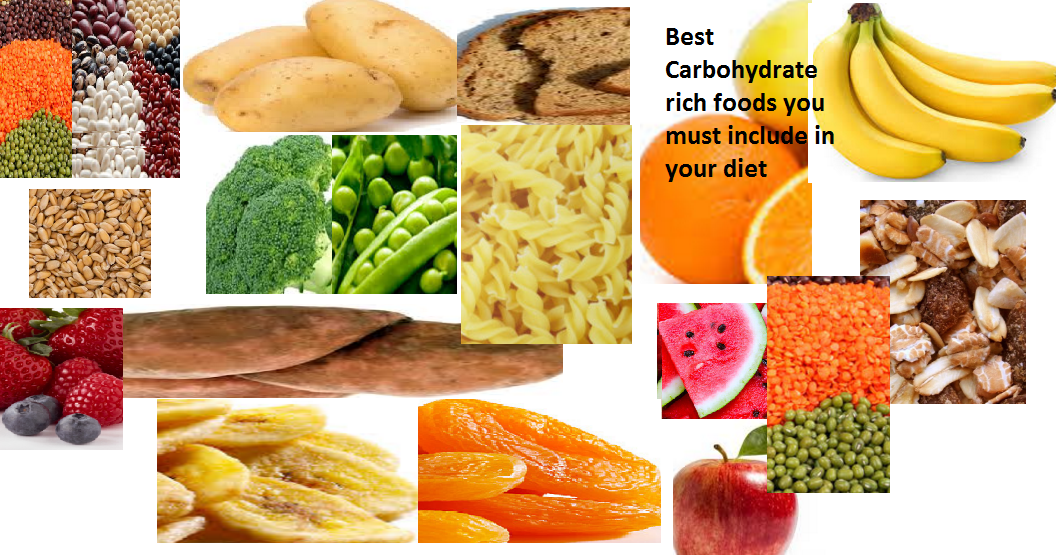 Best Carbohydrate Rich Foods You Must Include In Your Diet