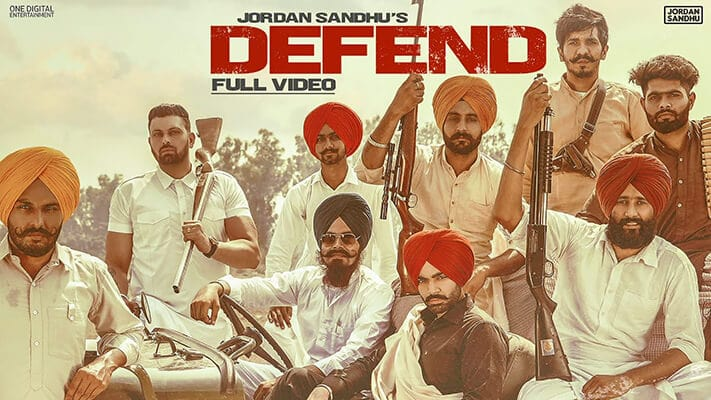 DEFEND LYRICS–JORDAN SANDHU Snappy Punjabi latest song