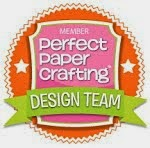 I Design for Paper Perfect Crafting!