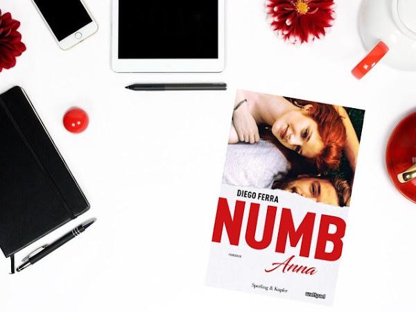 Recensione Numb. Anna di Diego Ferra