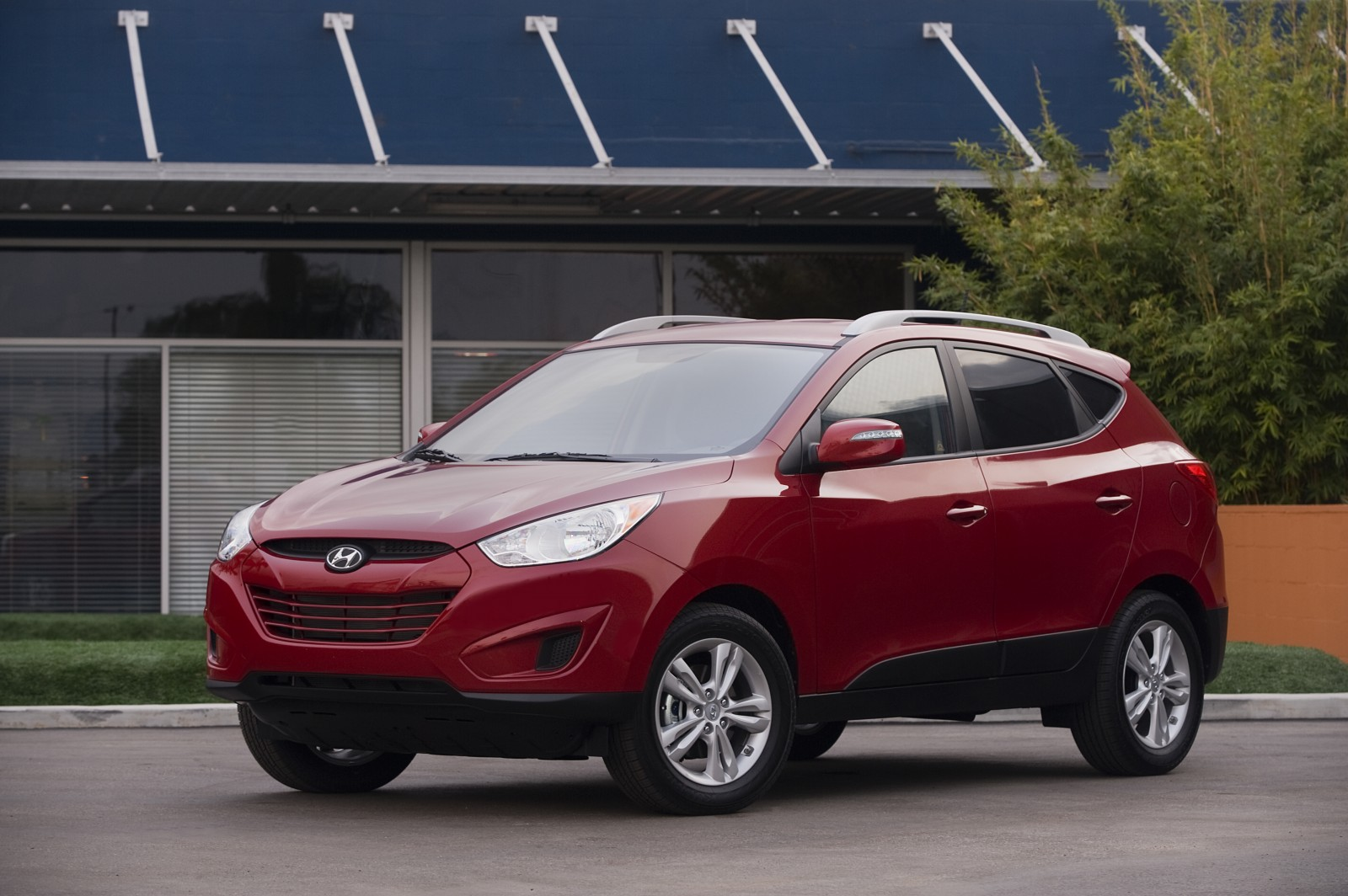 Latest Cars Models Hyundai Tucson 2013
