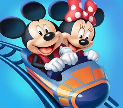 لعبة ديزني مملكة السحر Disney Magic Kingdoms