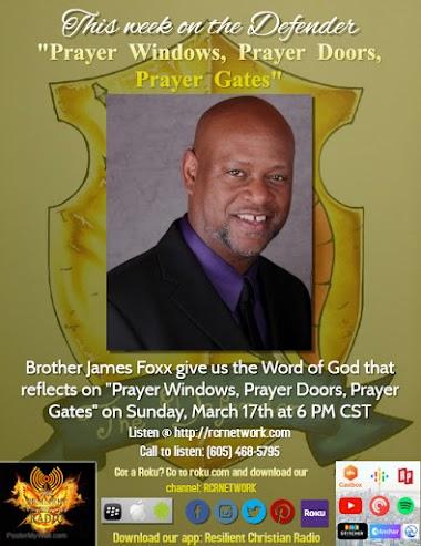 Prayer Windows, Prayer Doors, Prayer Gates
