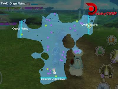 Field Origin Plains Map