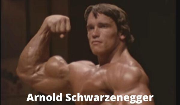 Arnold Schwarzenegger height
