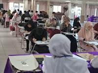 Peserta Jalani Tes UM-PTKIN 2019 dalam Sehari