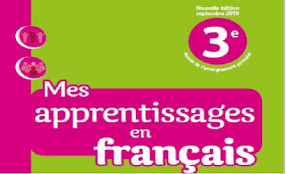 دليل الأستاذة والأستاذ  Mes apprentissages en français  للمستوى الثالث ابتدائي طبعة 2019