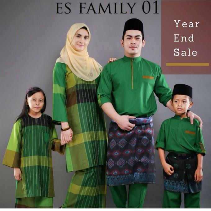 Year End Sale - Eid Sensation Family