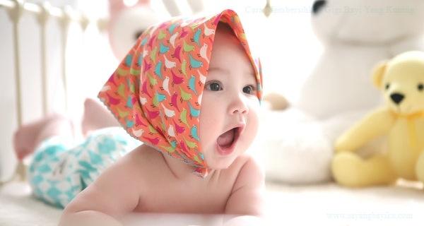 Cara Membersihkan Gigi Bayi Yang Kuning