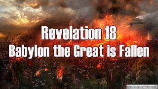 Catholic Daily Reading + Reflection: 26 November 2020 - Falling Is Babylon The Great