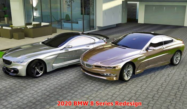 2020 BMW 8 Series Redesign