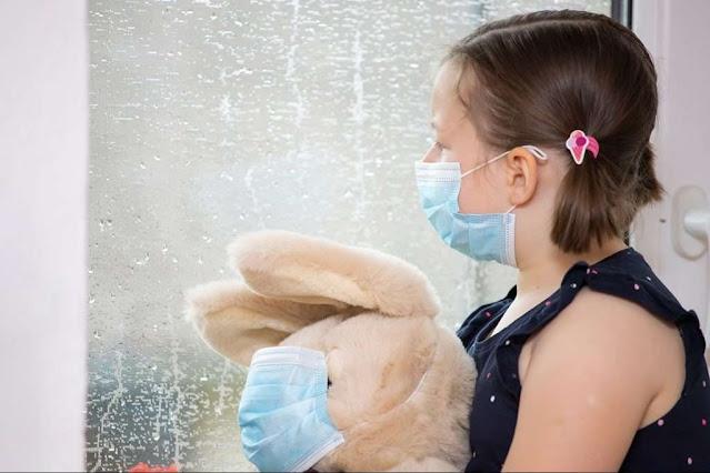 El efecto del coronavirus en los niños