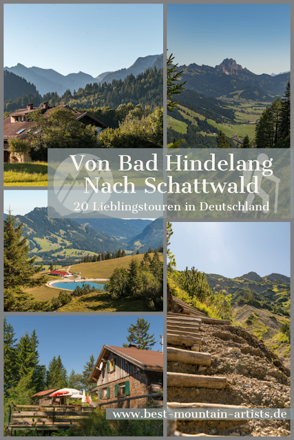 Wandern in Deutschland – 20 Lieblingstouren in der Bundesrepublik | Wanderungen in Deutschland 15