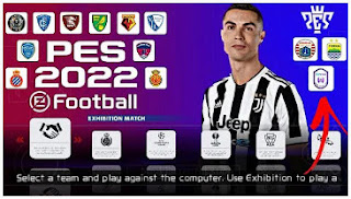 Download PES 2022 PPSSPP New Teams English Commentary & Liga Indonesia Rans Cilegon